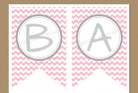 001 Baby Shower Banner Template Magnificent Ideas pertaining to Diy Baby Shower Banner Template