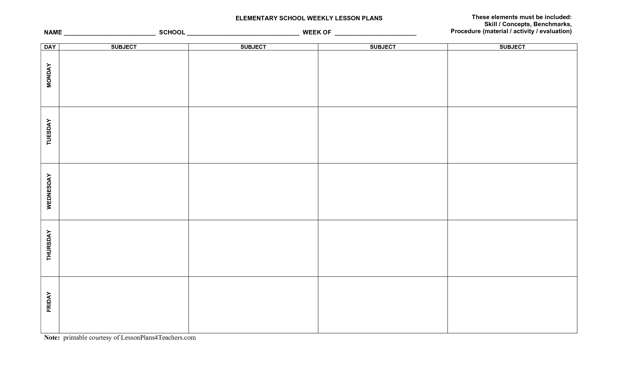 001 Template Ideas Lesson Plan Book Outstanding Printable With Regard To Teacher Plan Book Template Word