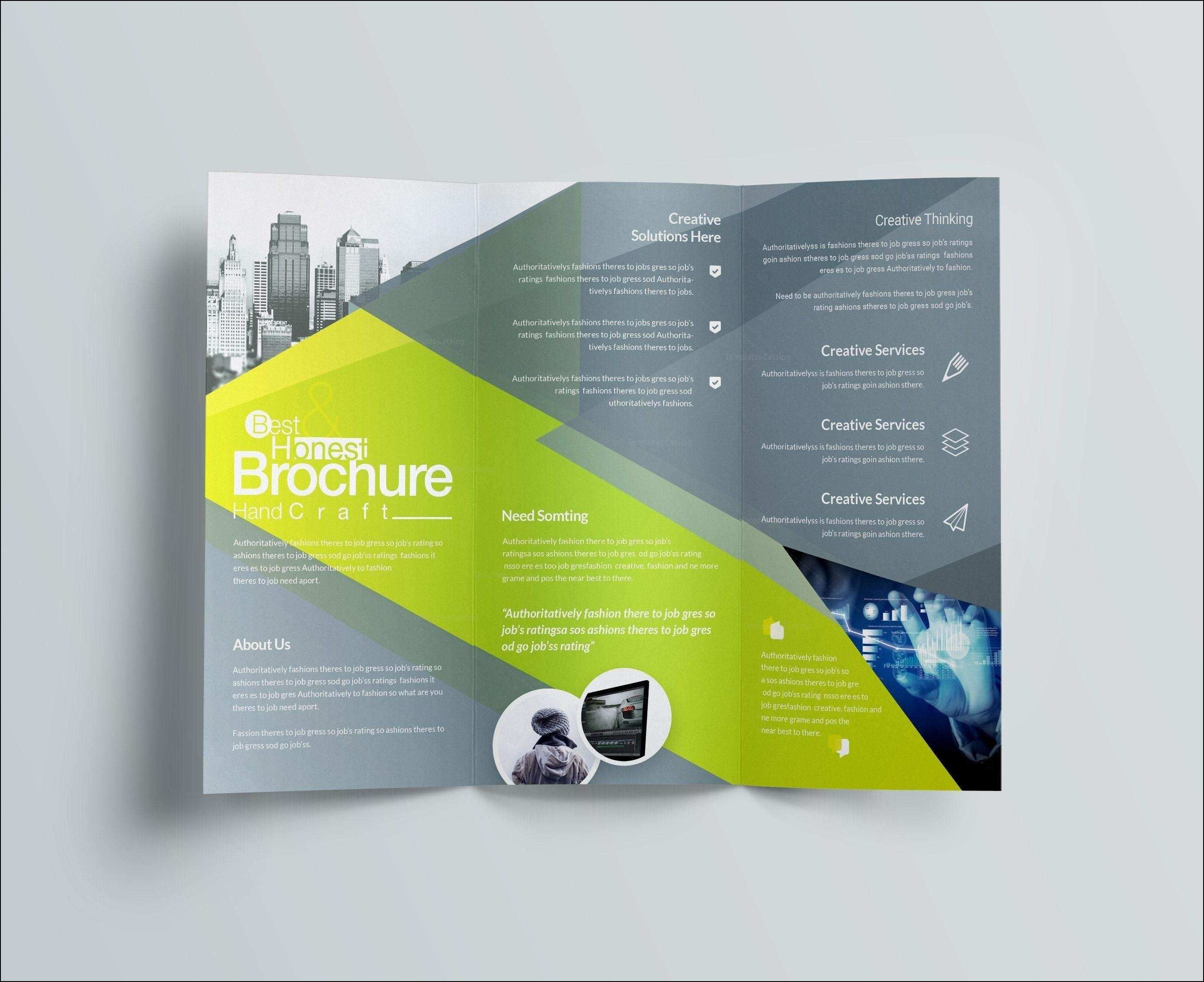 002 Ms Publisher Brochure Template Singular Ideas Templates With Regard To Free Template For Brochure Microsoft Office