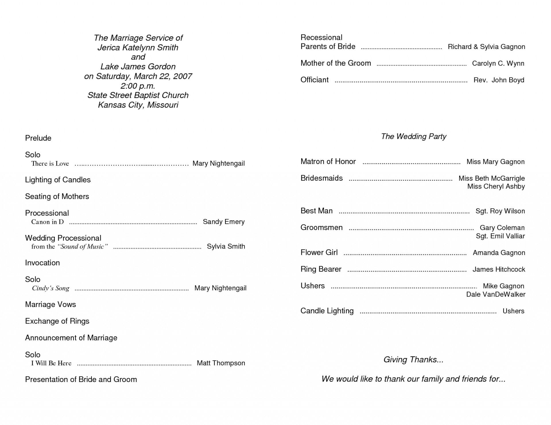 002 Template Ideas Church Bulletin Templates Outstanding Pertaining To Church Program Templates Word