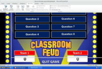 003 Template Ideas Maxresdefault Family Feud Unforgettable inside Family Feud Game Template Powerpoint Free