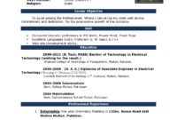 004 Curriculum Vitae Templates Microsoft Word Cv Pattern 2 regarding Resume Templates Microsoft Word 2010