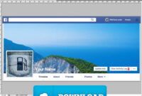 008 Template Ideas Free Facebook Cover Stunning Business in Photoshop Facebook Banner Template