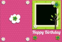 011 Template Ideas Birthday Card Impressive Free Printable inside Birthday Card Template Microsoft Word