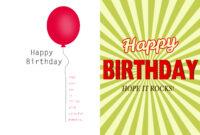012 Template Ideas Birthday Card Free Impressive Psd regarding Birthday Card Template Microsoft Word