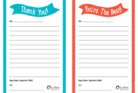 015 Thank You Notes Lpa Note Template Stirring Ideas After pertaining to Thank You Card For Teacher Template