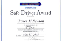 016 Award Certificate Template Word Fresh Microsoft Images intended for Safe Driving Certificate Template