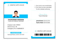 017 Mobile Free Id Badge Template Rare Ideas Vertical Card with regard to Id Card Template Word Free