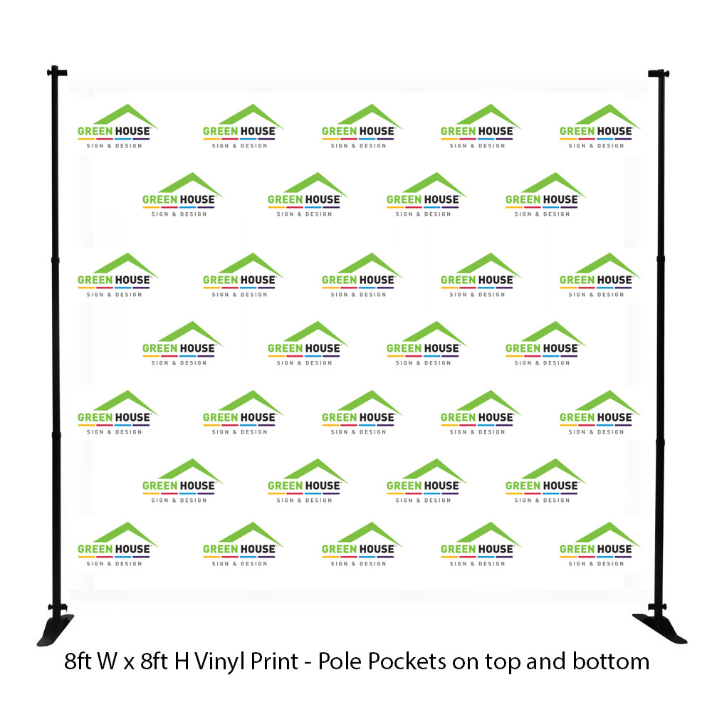 024 Template Ideas Step And Repeat 8X8 Stunning Banner Intended For Step And Repeat Banner Template