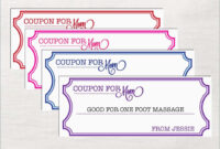 027 Free Coupon Maker Template Blank Exceptional Ideas with Blank Coupon Template Printable