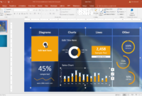 10 Best Dashboard Templates For Powerpoint Presentations for Free Powerpoint Dashboard Template