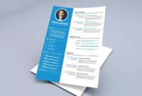 10+ Best Open Office Resume Templates To Download & Use For Free within Open Office Brochure Template