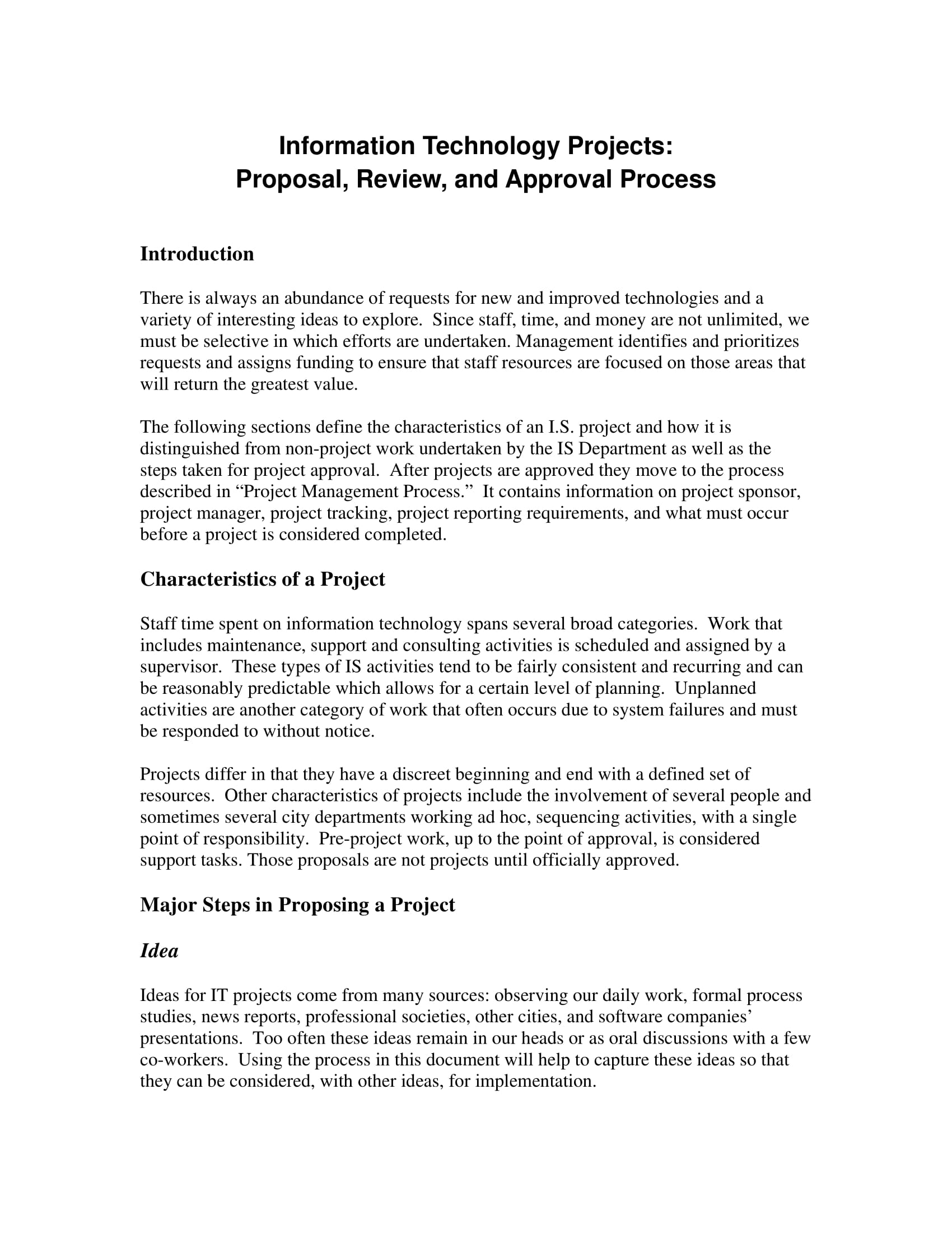10 It Management Report Template Examples - Pdf | Examples Within Operations Manager Report Template