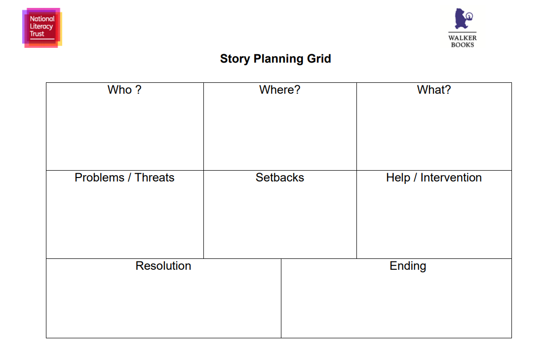 10 Of The Best Storyboard Templates And Creative Story In Report Writing Template Ks1