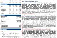 10 Powerful Golden Rules To Write Equity Research Report regarding Stock Analyst Report Template