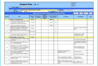 10 Project Status Reports Templates   Proposal Resume inside Project Status Report Template Excel Download Filetype Xls