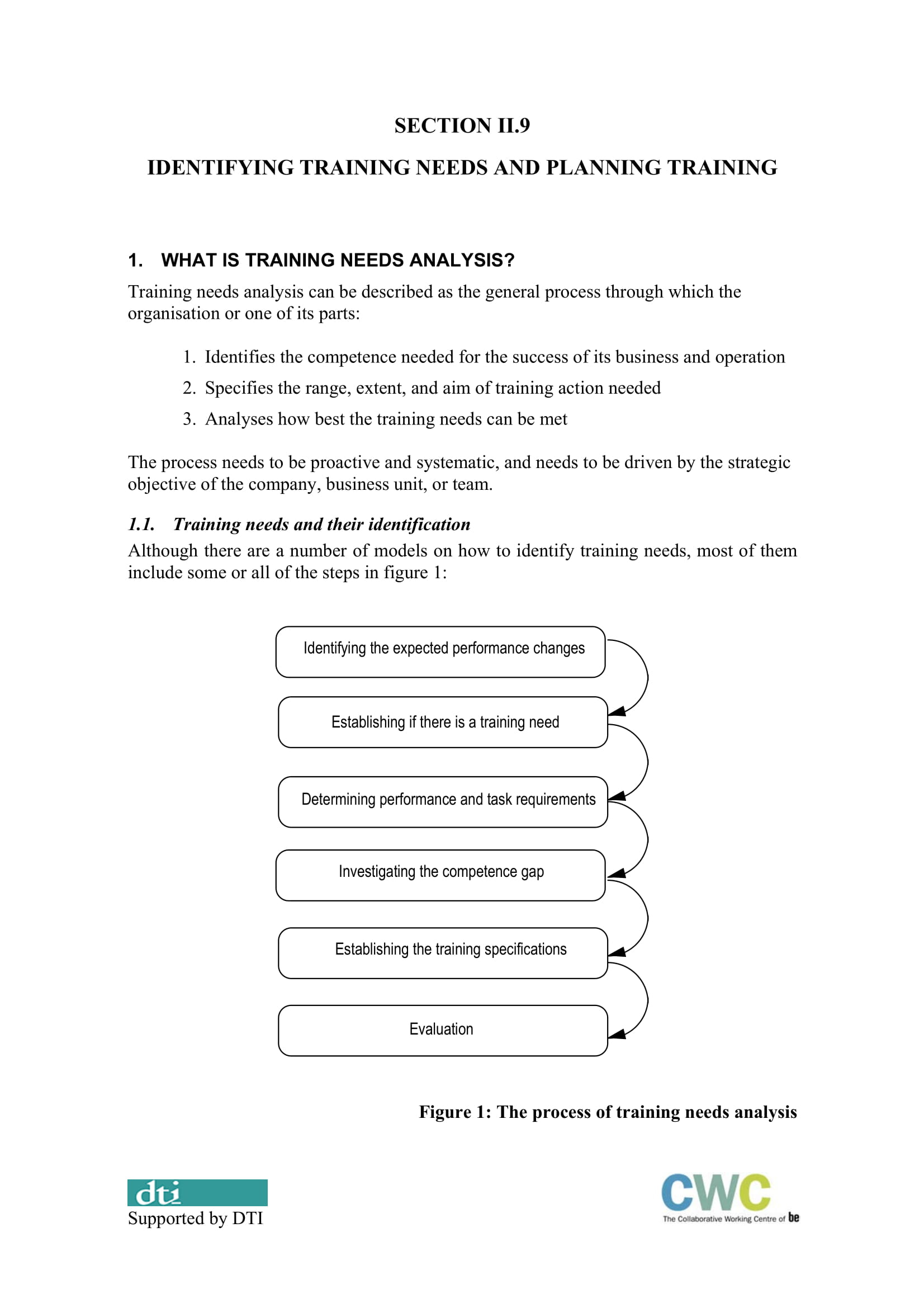 10 Training Gap Analysis Examples - Pdf | Examples Throughout Training Needs Analysis Report Template