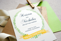 11 Free Save The Date Templates for Save The Date Templates Word