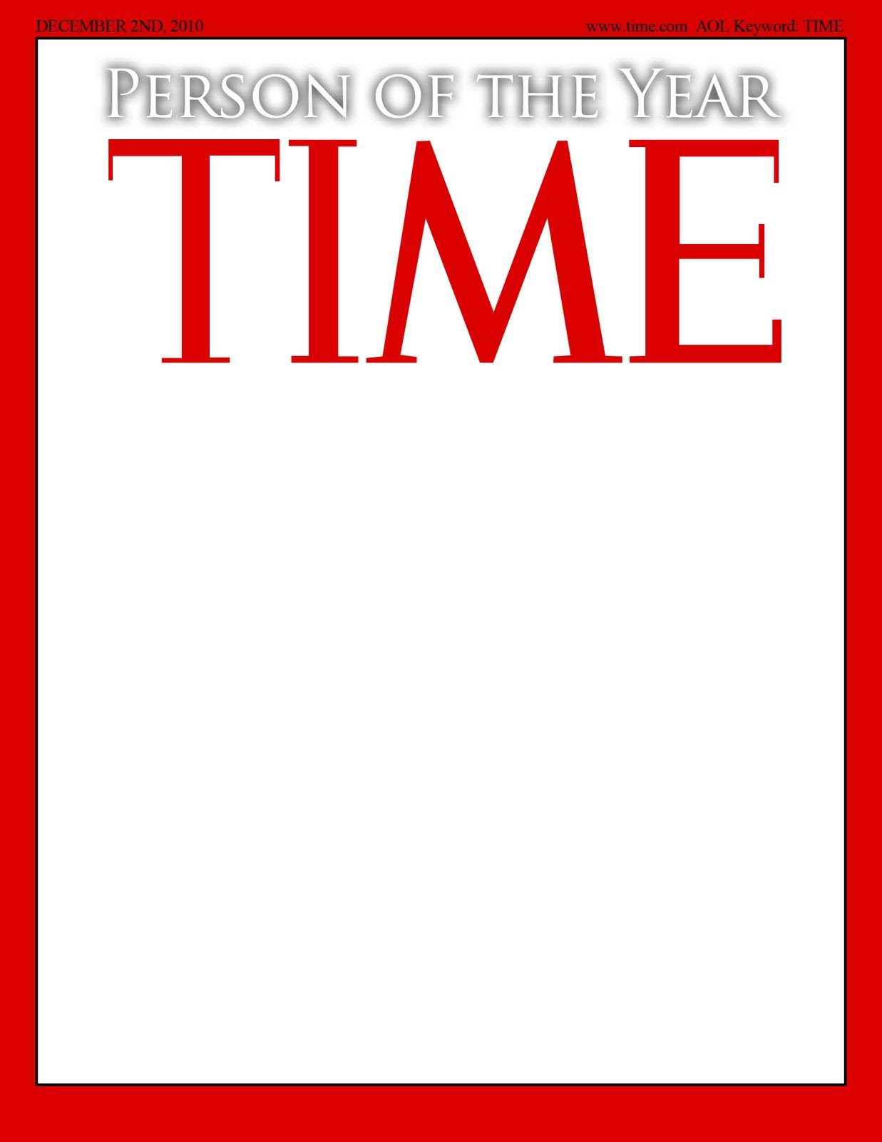11 Time Magazine Cover Template Psd Images - Time Magazine Regarding Blank Magazine Template Psd