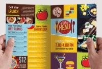 12 Attention Grabbing Bi-Fold Brochure Free Psd Templates with regard to 2 Fold Brochure Template Psd