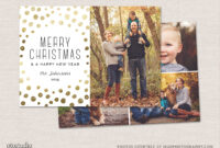 12 Christmas Card Photoshop Templates To Get You Up And in Free Photoshop Christmas Card Templates For Photographers