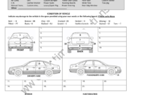 12+ Vehicle Condition Report Templates – Word Excel Samples throughout Car Damage Report Template