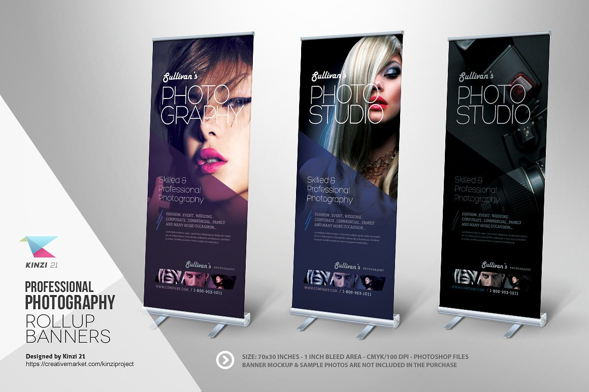 13 + Photography Banner Designs - Psd, Ai, Eps Vector For Photography Banner Template