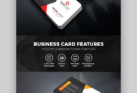 15+ Best Free Photoshop Psd Business Card Templates with regard to Create Business Card Template Photoshop
