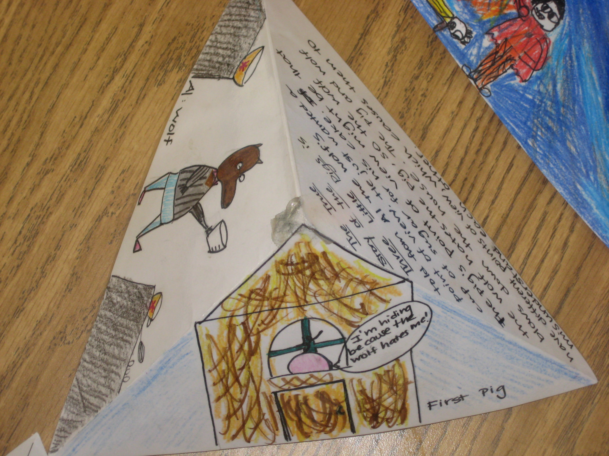 15 Creative Book Report Ideas For Every Grade And Subject In Paper Bag Book Report Template