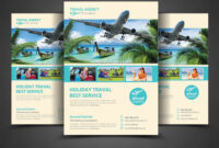 15+ Travel & Tourism Flyer Psd Templates | Tourism Flyers pertaining to Travel And Tourism Brochure Templates Free