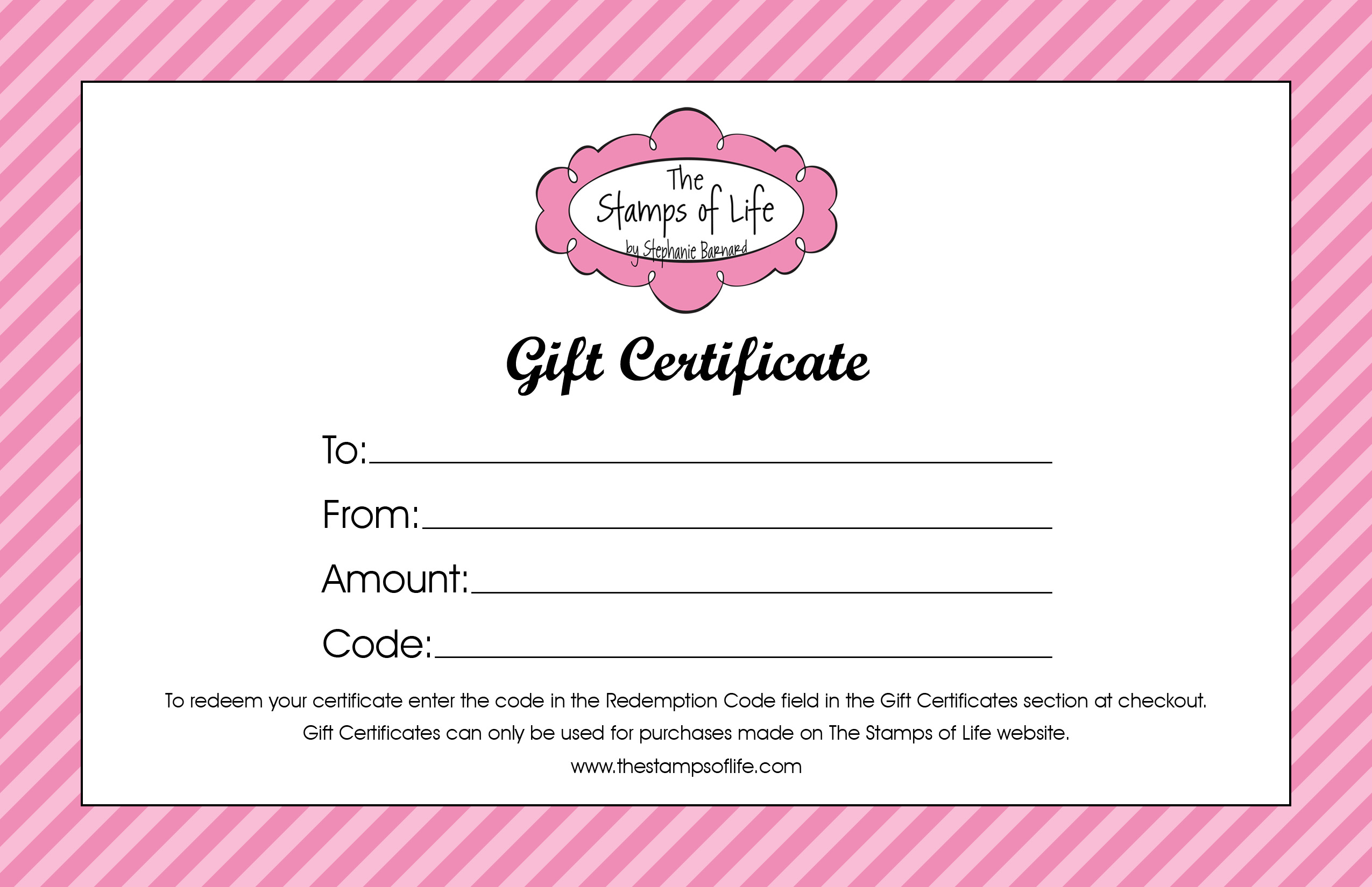 16+ Free Gift Certificate Templates & Examples – Word Excel Intended For Printable Gift Certificates Templates Free