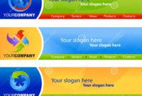 17 Web Banner Templates Free Images – Website Banner For with regard to Website Banner Templates Free Download