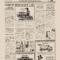 1920's Vintage Newspaper Template Word Inside Old Newspaper Template Word Free