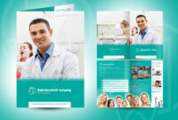 20 Well Designed Examples Of Medical Brochure Designs in Medical Office Brochure Templates