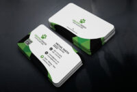 200 Free Business Cards Psd Templates – Creativetacos for Photoshop Name Card Template