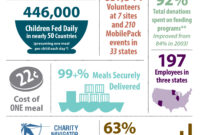2012-13 Annual Report Infographic … | Annual Report within Non Profit Annual Report Template