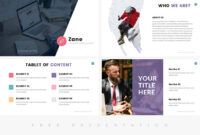 25+ Free Company Profile Powerpoint Templates For Presentations intended for Biography Powerpoint Template