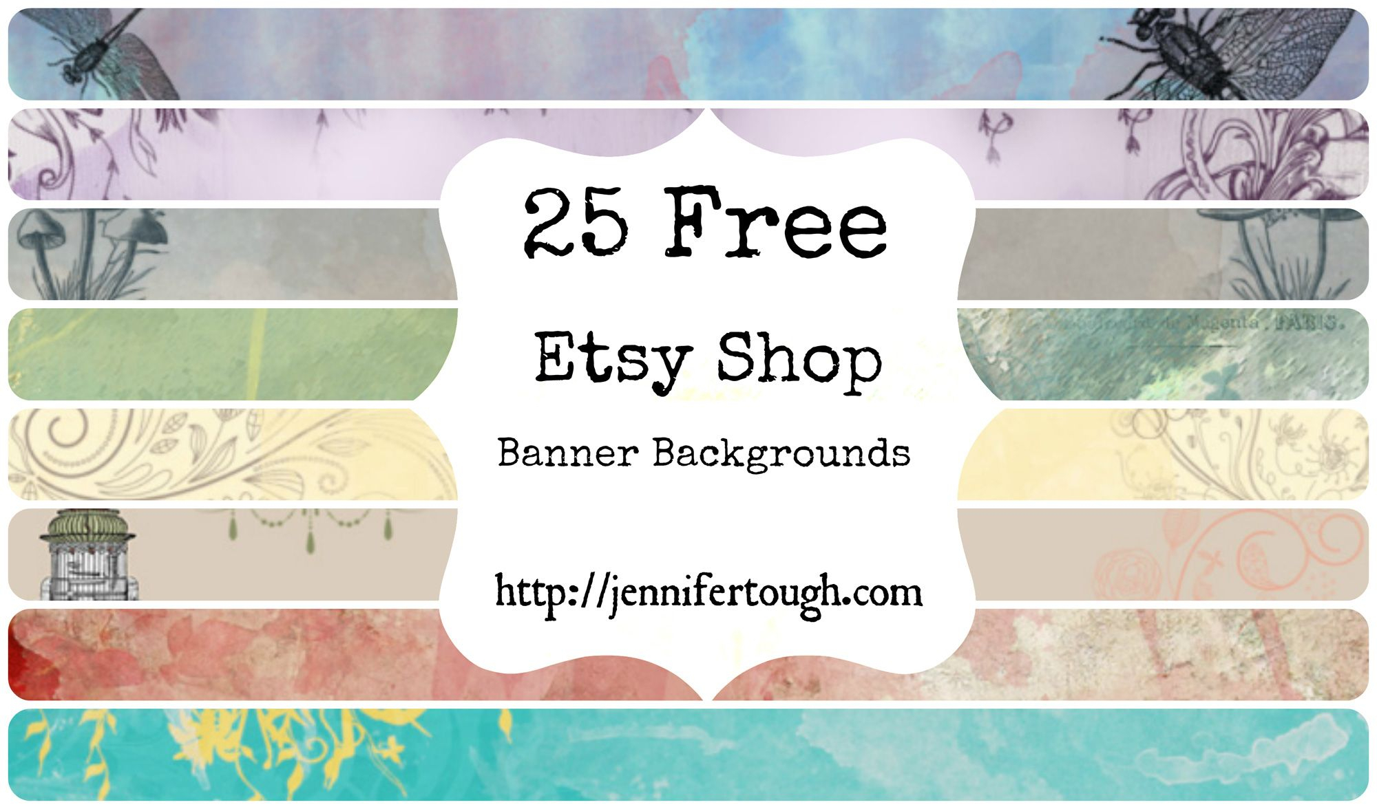 25 Free Etsy Shop Banner | Etsy | Etsy, Etsy Shop, Banner For Free Etsy Banner Template