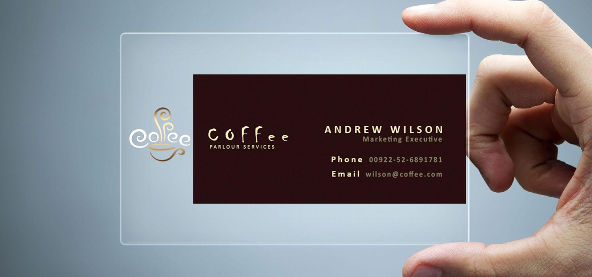 26+ Transparent Business Card Templates - Illustrator, Ms Throughout Transparent Business Cards Template