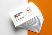27+ Creative Restaurant Business Card Templates – Ai, Apple for Blank Business Card Template Psd