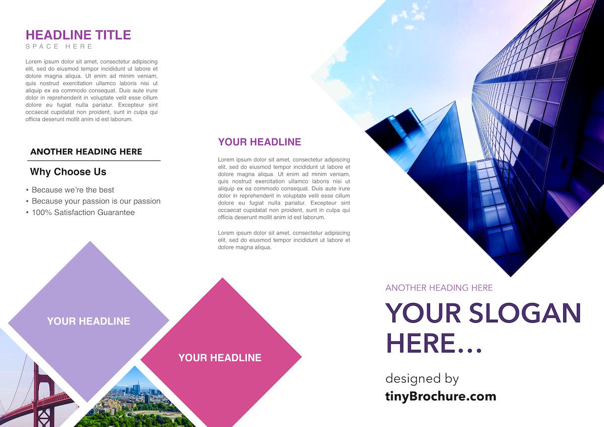 3 Panel Brochure Template Google Docs Pertaining To Google Intended For Brochure Templates Google Docs