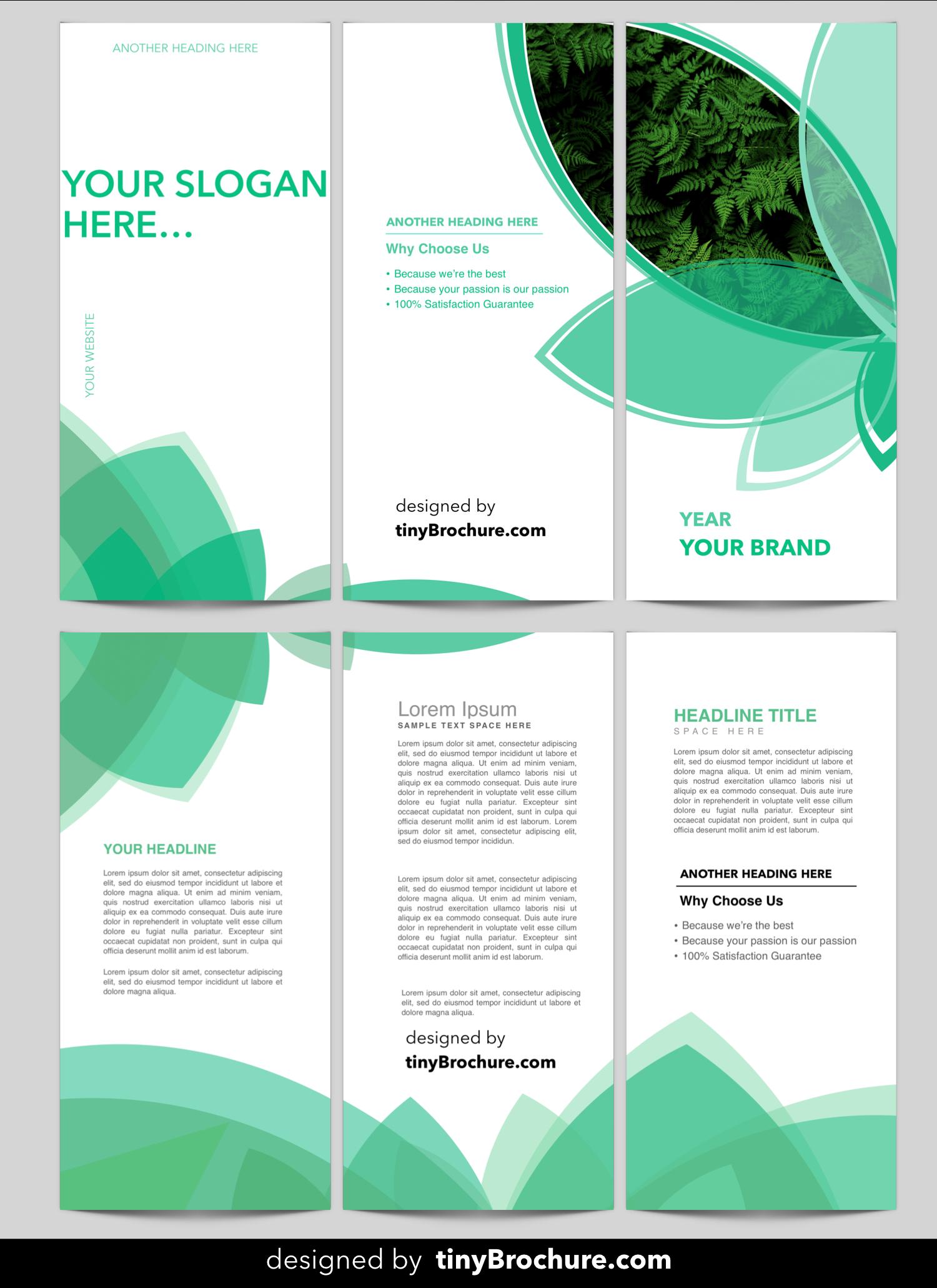 3 Panel Brochure Template Word Format Free Download Regarding Three Panel Brochure Template