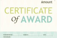 3 Ways To Make Your Own Printable Certificate – Wikihow regarding Borderless Certificate Templates