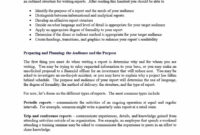 30+ Business Report Templates & Format Examples ᐅ Template Lab pertaining to What Is A Report Template