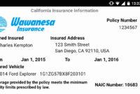 30 Car Insurance Card Template | Pryncepality regarding Car Insurance Card Template Download