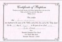 30 Free Editable Baby Dedication Certificates | Pryncepality with regard to Baby Dedication Certificate Template
