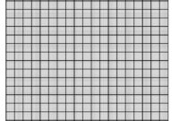 30+ Free Printable Graph Paper Templates (Word, Pdf) ᐅ Regarding Graph Paper Template For Word