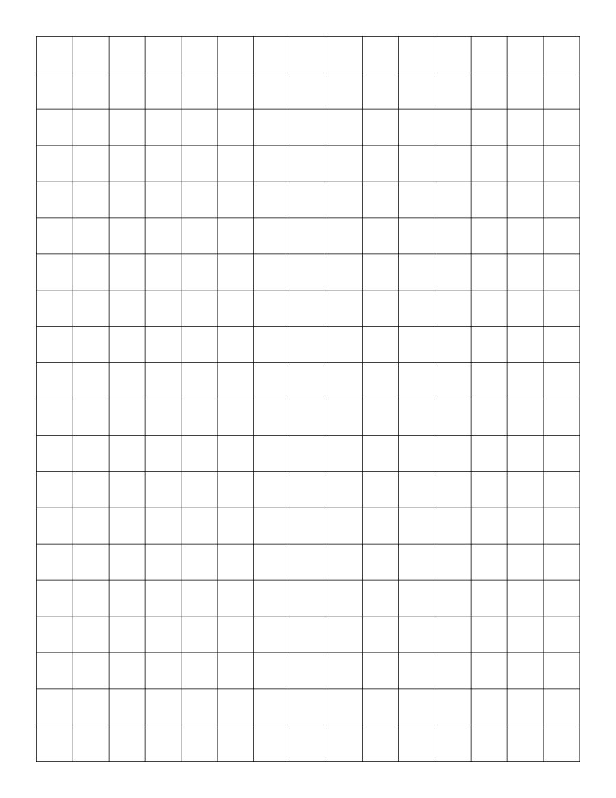 30+ Free Printable Graph Paper Templates (Word, Pdf) ᐅ Throughout Graph Paper Template For Word