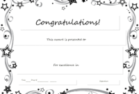 30 Inspirations Of Blank Award Certificate Templates Word intended for Blank Award Certificate Templates Word