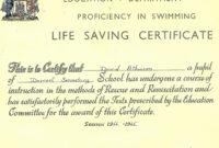 30 Life Saving Award Template | Pryncepality intended for Life Saving Award Certificate Template